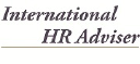 International Hr Adviser logo icon