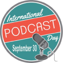 International Podcast Day logo icon