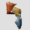 Interstate Partners logo icon