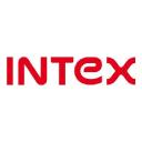 Intex logo icon