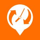Intra Time logo icon