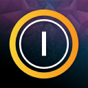 Inturact logo icon