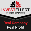 Investellect logo icon