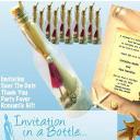 Invitation In A Bottle logo icon