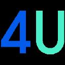 Invoice4 U logo icon