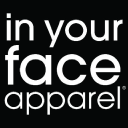 In Your Face Apparel logo icon