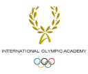 International Olympic Academy logo icon