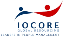 IOCORE Global Resourcing logo