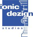 Ionic De Zign Studios logo icon