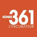 Ionis 361 logo icon