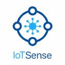 Io T Sense logo icon