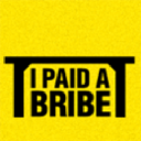I Paid A Bribe logo icon
