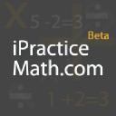 iPracticeMath logo