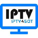 iptv4sat.com logo icon