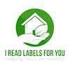 I Read Labels For You logo icon