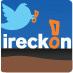 Ireckon logo icon