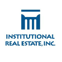 Institutional Real Estate, Inc logo icon