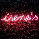 Menus — Irene's logo icon