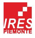 IRES - Istituto Ricerche Socio Economiche del Piemonte logo