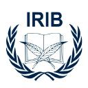 Irib logo icon