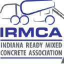 Indiana Ready Mixed Concrete Association logo