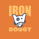 Iron Doggy logo icon