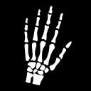Iron Fist Clothing logo icon