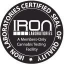 Iron Laboratories logo icon