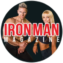 Iron Man Magazine logo icon