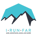 I Run Far logo icon