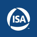 ISA International Society of Automation, El Salvador Section logo