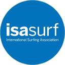 International Surfing Association logo icon