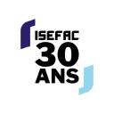 Isefac Bachelor logo icon