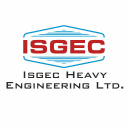 Isgec logo icon