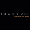 I Share Space logo icon
