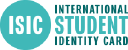 ISIC - International Student Identity Card logo