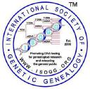 International Society Of Genetic Genealogy logo icon