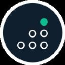 Iso Plexis logo icon
