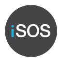 I Sos logo icon