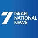 Israel National News logo icon