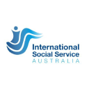 International Social Service Australia logo icon