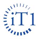 I T1 logo icon