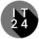 It24 Inc logo icon