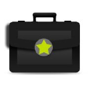 It Briefcase logo icon