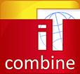 It Combine logo icon