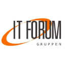 IT Forum Gruppen A/S logo