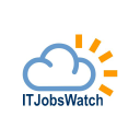 It Jobs Watch logo icon