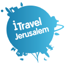 I Travel Jerusalem logo icon