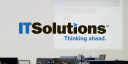 It Solutions logo icon