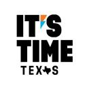 It's Time Texas logo icon